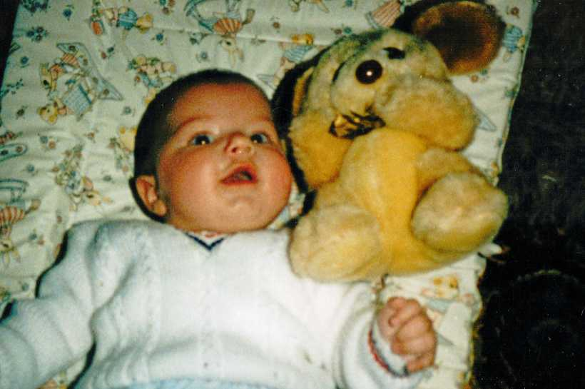 Paul Baby Picture 1986