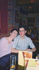 Mum & Paul 18th Birthday 2