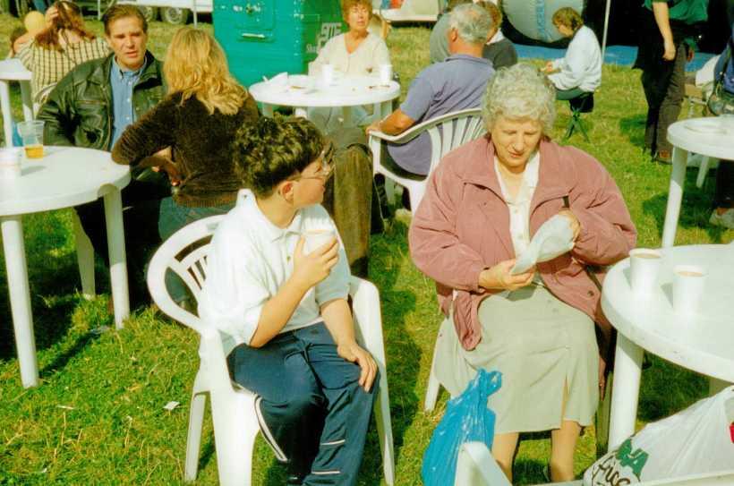 Nan and I 1990s