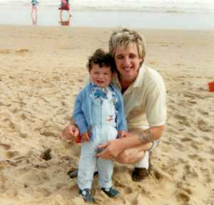Me and Dad - Toddler 2