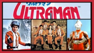 Ultraman Series 1966