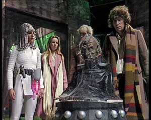 Davros Destiny Of The Daleks 19791