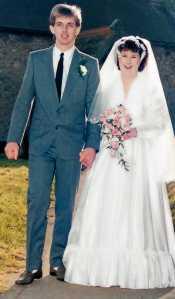 Wedding Photos 19861
