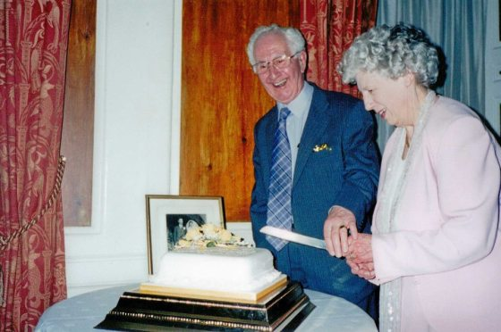 Nan & Gramp 50th Wedding Anniversary